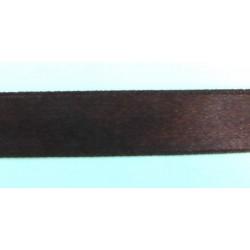 Szatén szalag 1,5 cm barna