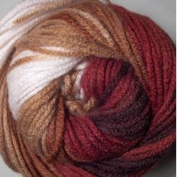 Burcum Batik drapp/mogyoró/barna 100 g