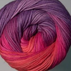 Bella Batik lila/pink/narancs 50 g