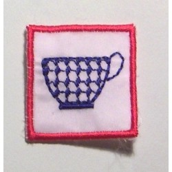 Ovisjel csésze