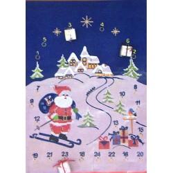 Adventi kalendárium 50x70 cm 20-156