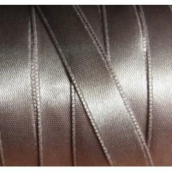 Szatén szalag 0,9 cm ezüstszínű