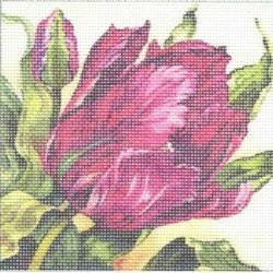 Gobelin 10x10 cm 192 T Tulipán