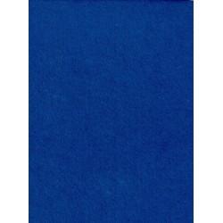Filc 2-2,5 mm 20x30 cm királykék