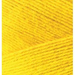 Bamboo Fine sárga 100 g