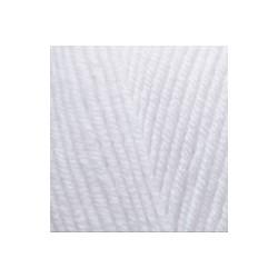 Lanagold Classic  fehér 100 g