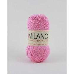 Milano Cotton Sport rózsaszín 100 g