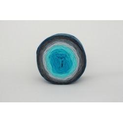 Papatya Cake kék/szürke 150 g