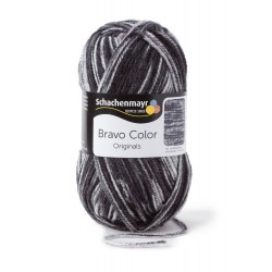Bravo Color Violett Denim 50 g