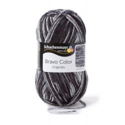 Bravo Color Violett Denim 50 g