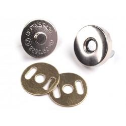 Mágneszár 18 mm nikkel