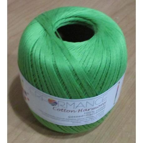 Cotton Harmony zöld 10-es 100 g