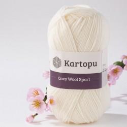 Cozy Wool Sport krém 100 g