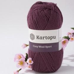 Cozy Wool Sport levendula 100 g