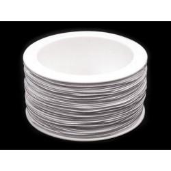 Kalapgumi 0,12 cm fehér