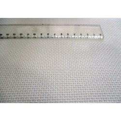 Aida 4,4 keresztszemes anyag fehér 160 cm széles