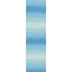 Bella Batik kék átmenetes 50 g