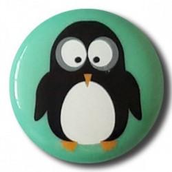 Babagomb 1,5 cm pingvin mentazöld