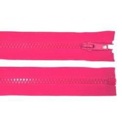 Cipzár 45 cm bontható pink GT10
