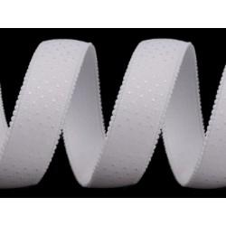 Gumi 1,8 cm plüss fehér