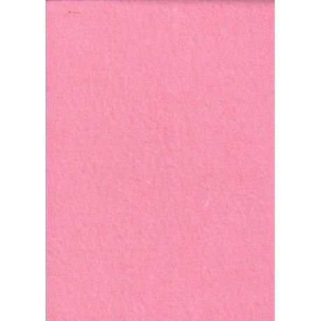 Filc 0,9 mm 20x30 cm rózsaszín