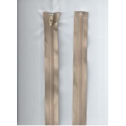 Cipzár 75 cm bontható bézs
