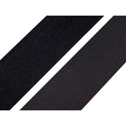 Tépőzár 5 cm fekete