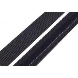 Szilikonos gumi 1 cm fekete