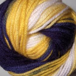 Burcum Batik sárga/kék 100 g