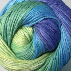 Bella Batik sárga/zöld/kék 50 g