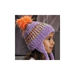 Nancy Hat Baby lila 65 g