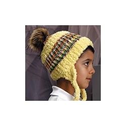 Nancy Hat Baby sárga 65 g