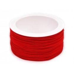 Kalapgumi 0,12 cm piros