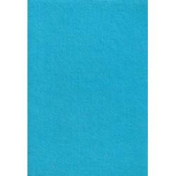 Filc 2-2,5 mm 20x30 cm középkék