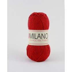 Milano Cotton Sport piros 100 g