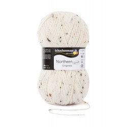 Northern krém tweed 100 g