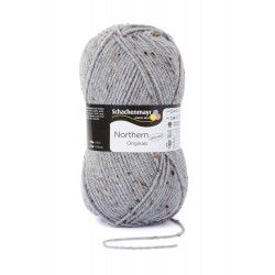 Northern szürke tweed 100 g