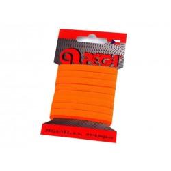 Gumi 0,7 cm neonnarancs 5m/kártya