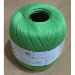 Cotton Harmony zöld 10-es 100 g