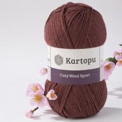 Cozy Wool Sport gesztenye 100 g