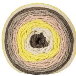 Jersey sárga/krém/barna/drapp 200 g