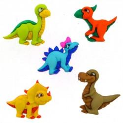 Dress It Up gombszett Dino-mite