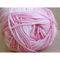 Cotton Mate Color rózsaszín melírozott 50 g