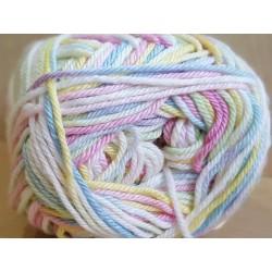 Cotton Mate Color pasztel mix 50 g