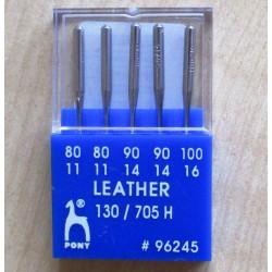 Háztartási géptű bőrvarró 80-100