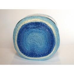 Papatya Cake Silver kék átmenetes 150 g