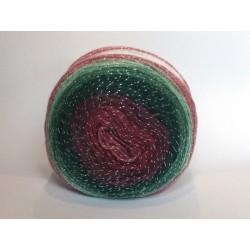 Papatya Cake Silver zöld/lila 150 g